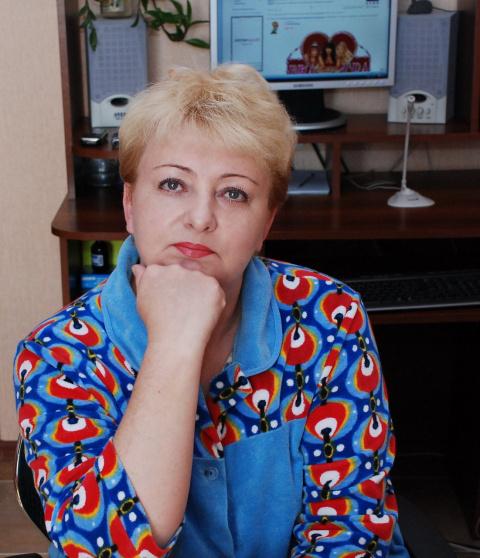 Ольга Скрипник (Ильчук)