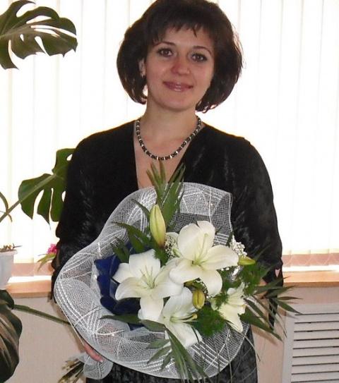 Виктория Левочкина (Голубева) (личноефото)