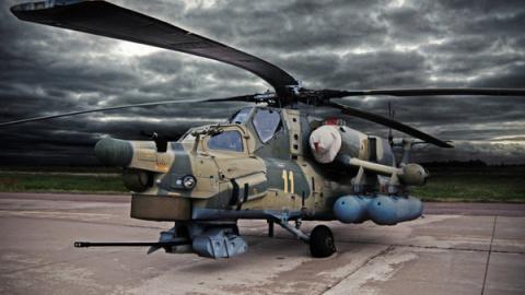 Иностранцы о Ми-28Н: «в перв…