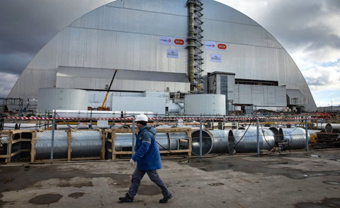 Украинские АЭС снова вызываю…