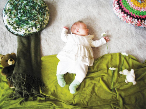 Пока ребенок спит