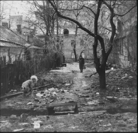 Замечательные снимки Москвы 1980-х годов. Автор Геннадий Михеев