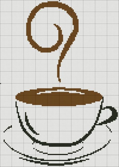 Продолжение чайно-кофейной