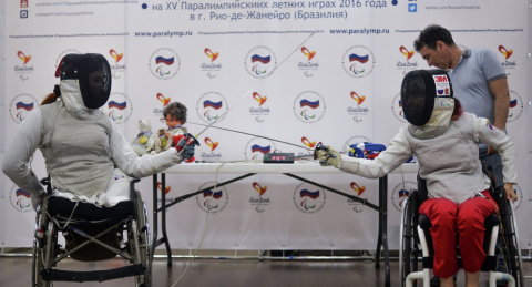 Российских спортсменов отстр…