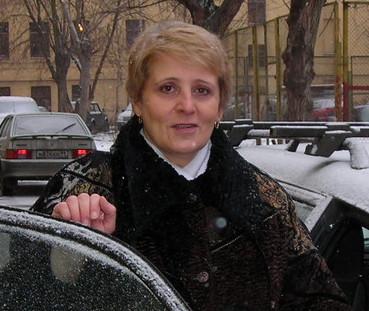 Наталия Васильева (Белякова)