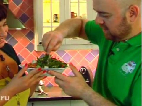 Не жалейте заварки 47: салат для девочек