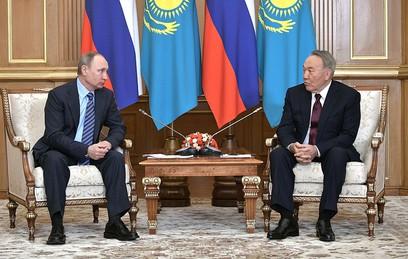 Путин отметил вклад Казахста…