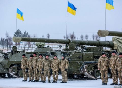 ВСУ применили на Донбассе фосфорные боеприпасы, вблизи ДФС