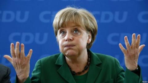 Ангела Меркель признала свое…