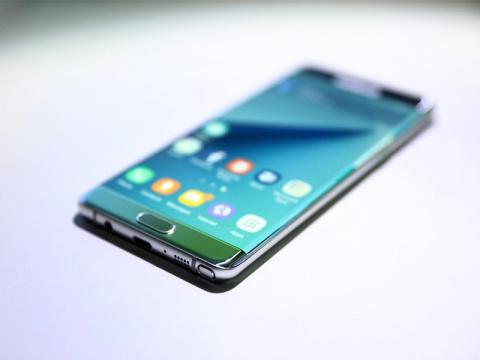 Samsung обменяла половину от…
