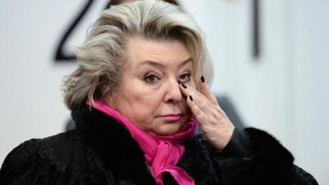 Татьяна Тарасова: «Уничтожил…