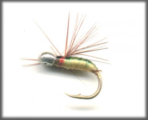 Сибирские мухи - Сибирская оснастка для ловли на мушки