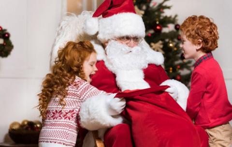 Что нужно сказать Дедушке Морозу?