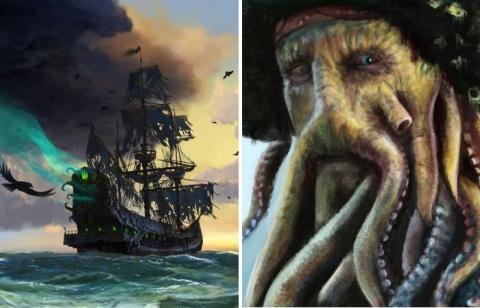 «Летучий голландец»: действительно ли раскрыта загадка легендарного корабля