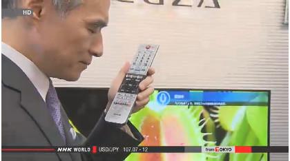 В Японии появились телевизоры с распознаванием голоса