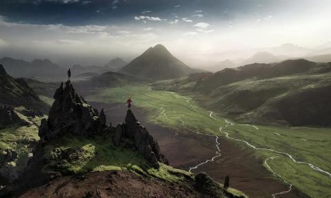 Хочу в Исландию!