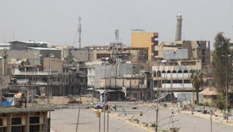 Террористы ИГИЛ* применили отравляющий газ при атаках в Мосуле