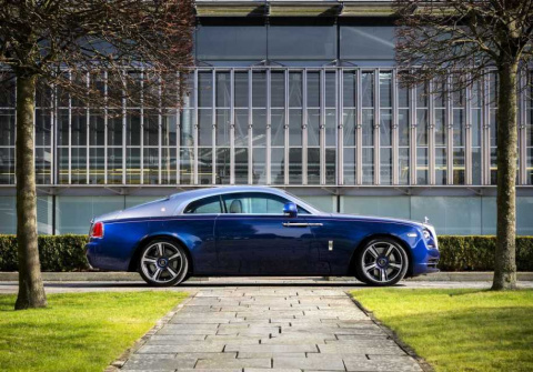 Rolls-Royce Ghost и Wraith п…