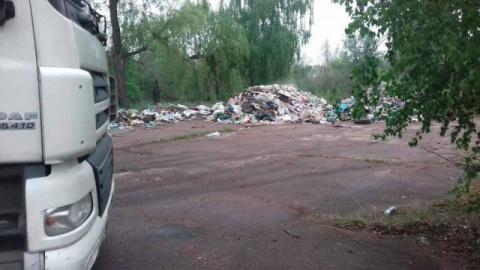 Львовский мусор повсюду: в К…