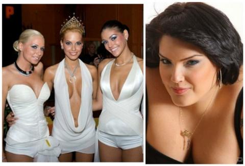 Безграничные фантазии устроителей конкурсов красоты (20 фото)