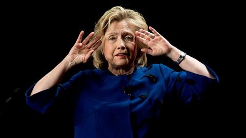 Клинтон и ее мания