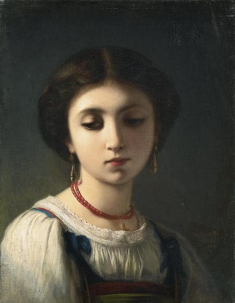 Шарль-Зашари Ланделл (Charle…