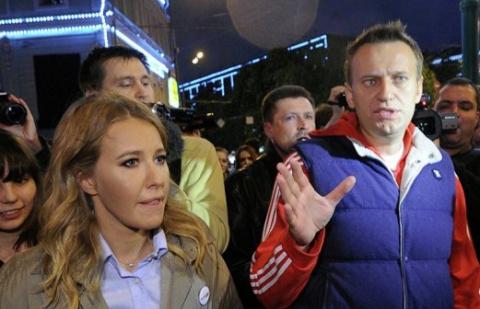 """Собчак назвала жителей Крыма """"неполноценными"""""""