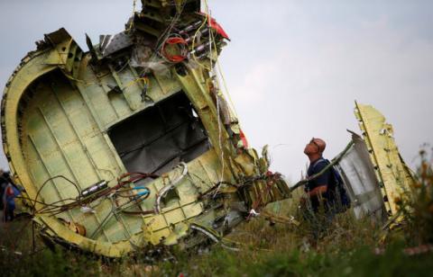 Россия направила дополнительные данные по сбитому МН17 международной следственной комиссии
