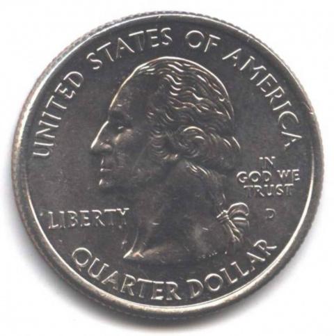 Сколько насечек на гурте у монет США?