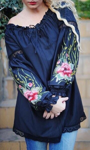 Великолепная вышивка!