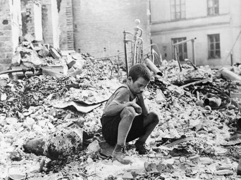 Польские дети в СССР во врем…