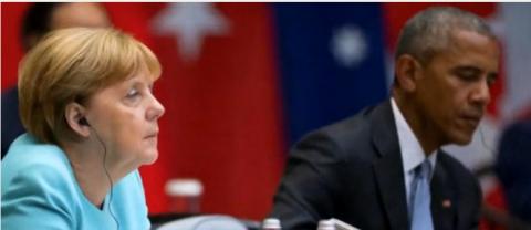 CBS: Меркель и Обама спешат продлить санкции, пока Трамп не вступил в должность