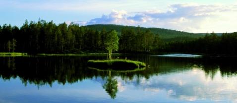 Россия, Финляндия и Норвегия  договорились о совместном использовании озера Инари