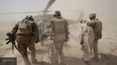 Пятеро погибли и около сорока получили ранения при взрыве на юге Афганистана