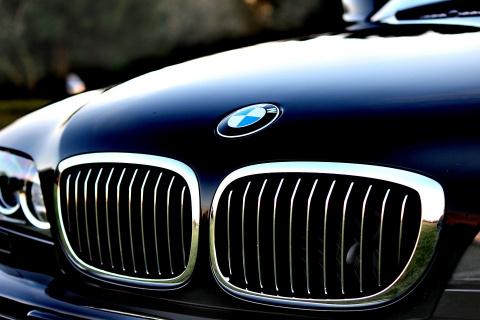 В Калининграде студент техникума угнал BMW
