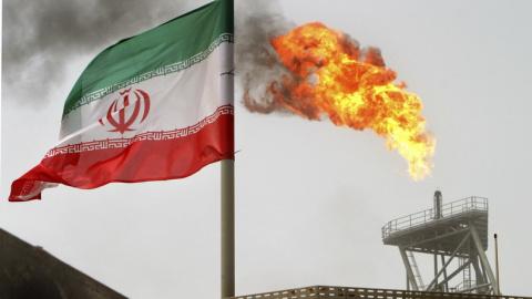 Поставки иранской нефти в Ро…