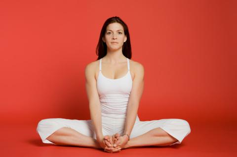 «Бабочка» - супер упражнение для женского здоровья