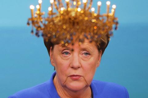 Похоронить политический труп Меркель