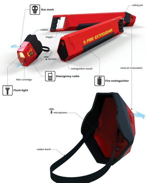 Все-В-Одном - средство для пожаротушения