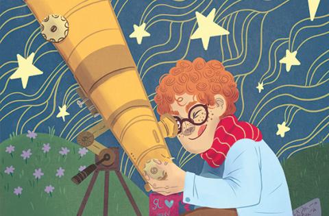 Смешной анекдот про астроном…