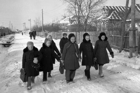 Вперёд в прошлое: СССР глазами гаитянского фотографа