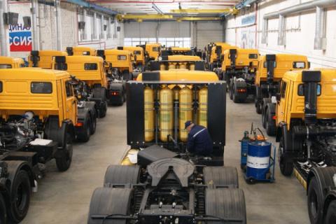 Правительство запускает программу поддержки спроса на газомоторную технику