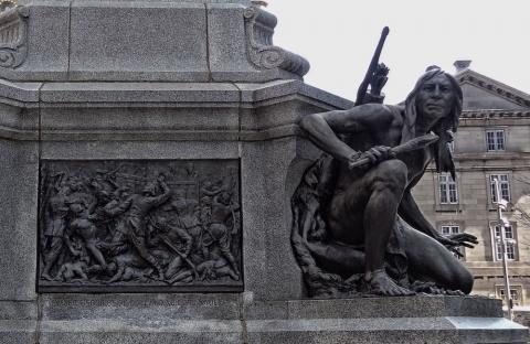 Геноцид североамериканских индейцев
