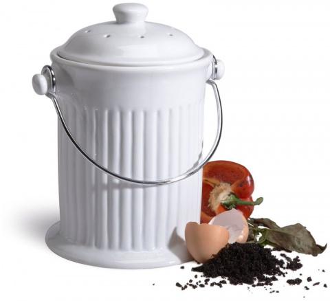 Кухонные отходы — органическое удобрение