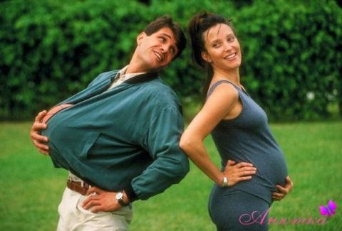Немного юмора - как мужчине понять беременную жену