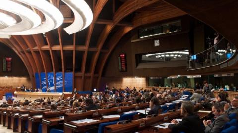 Украинский след: зачем делегация ПАСЕ приехала в Москву