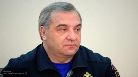 Глава МЧС навестил в больнице пострадавших при пожаре в Ростове