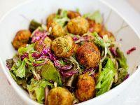 Иран.  Вегетарианский салат …