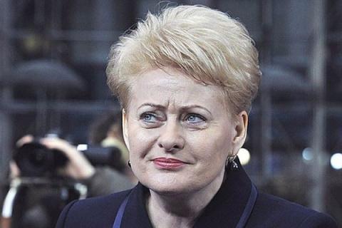 Президент Литвы: Великобрита…
