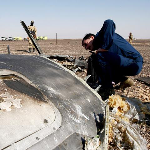 Пострадавшие от авиакатастро…